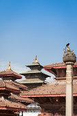 Kathmandu Durbar Square, Nepal.