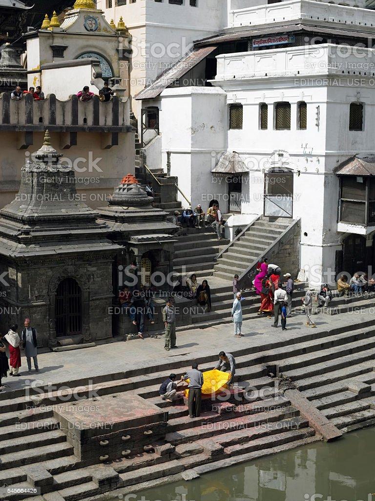 Kathmandu - Nepal stock photo