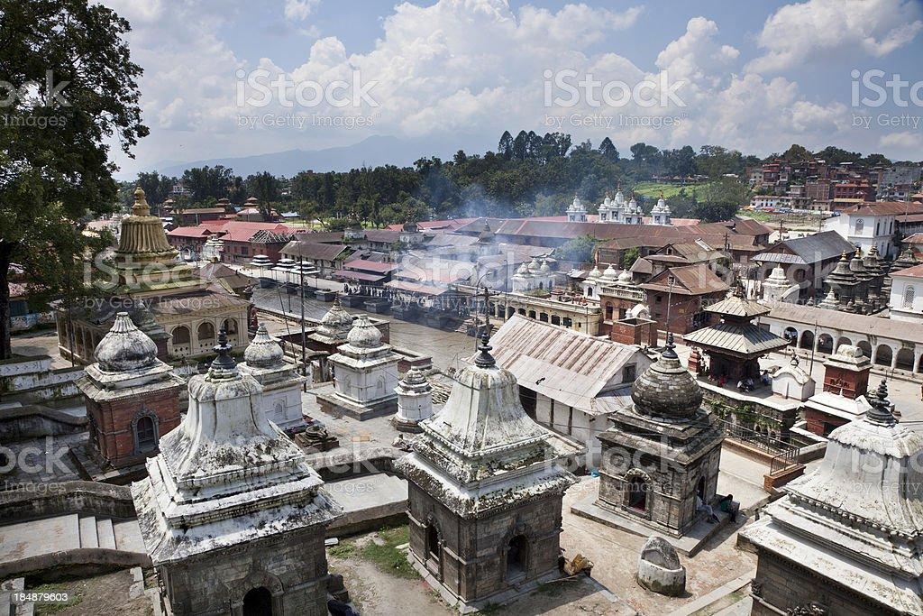 Kathmandu royalty-free stock photo
