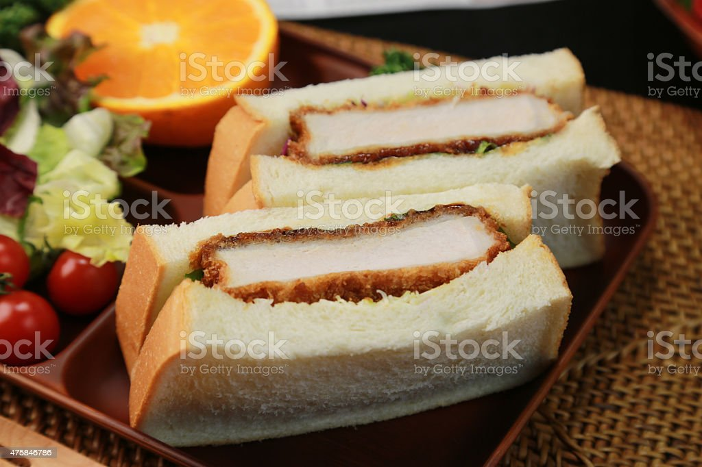Katsusando stock photo