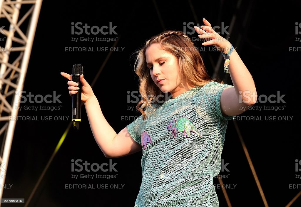 Katy B stock photo