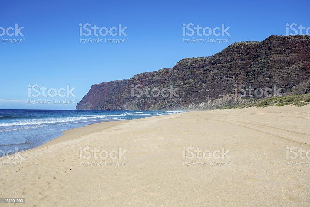Kauai, Hawaii royalty-free stock photo