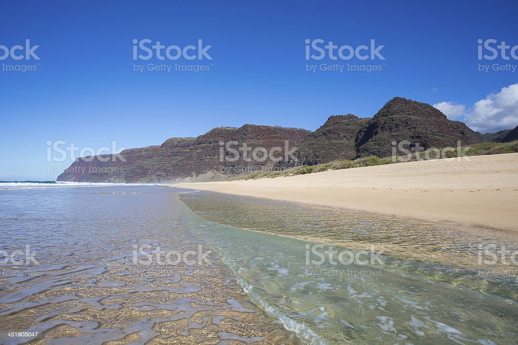 Kauai, Hawaii royalty-free stock photo