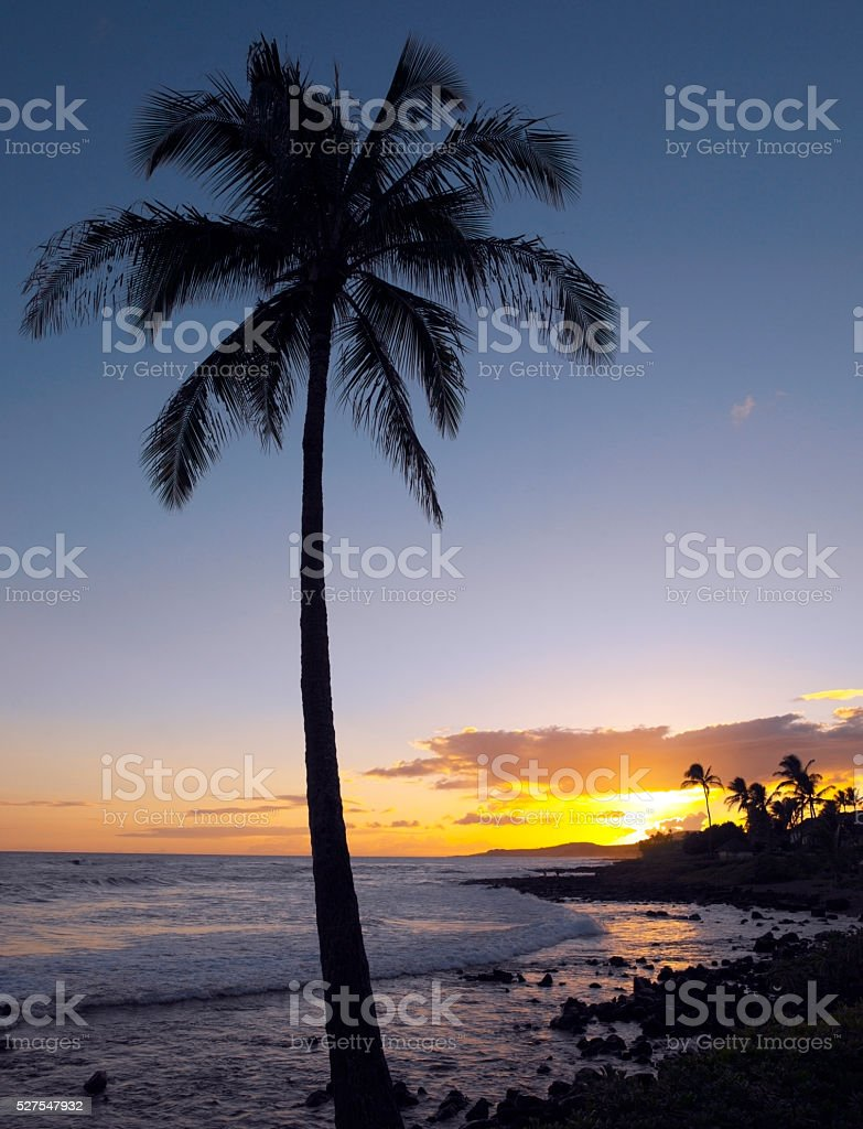 Kauai - Hawaiian Islands stock photo