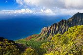 Kauai's Rugged Na Pali Coast