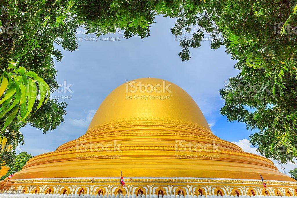 Kaung Hmu Daw Pagoda, Kaunghmudaw Pagoda stock photo
