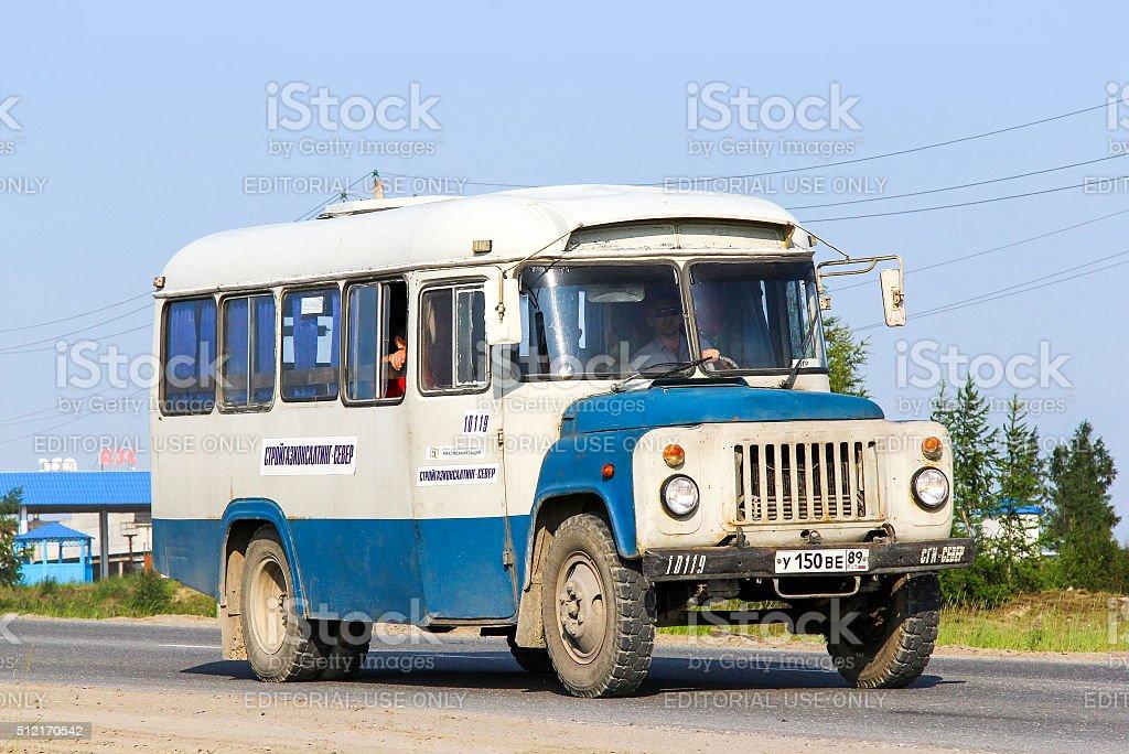 KAvZ 685M stock photo