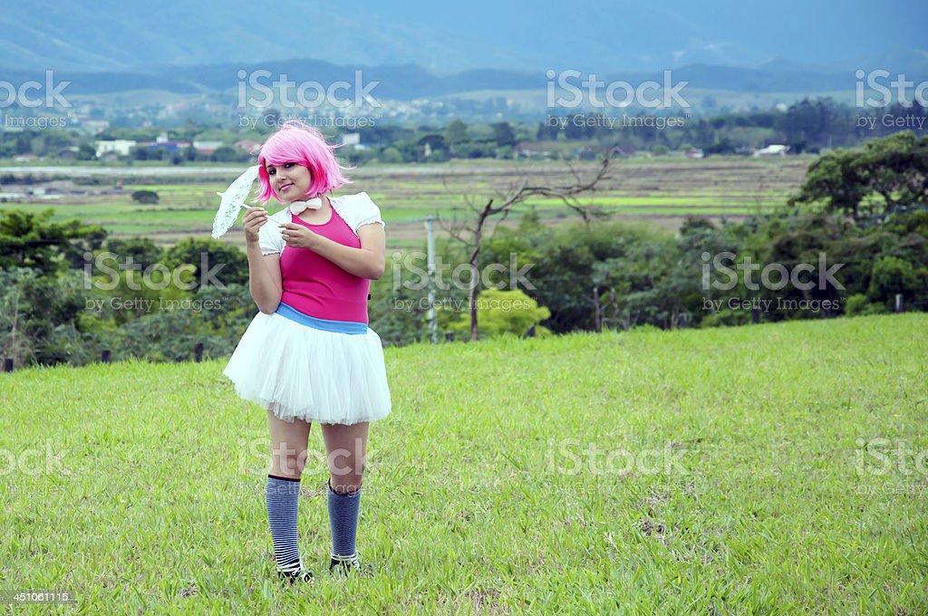 kawaii stock photo