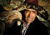 Kazak Eagle Hunter