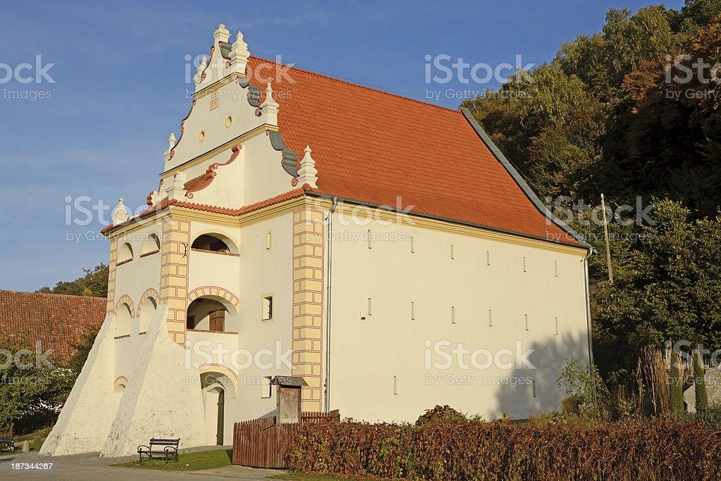 Kazimierz Dolny stock photo