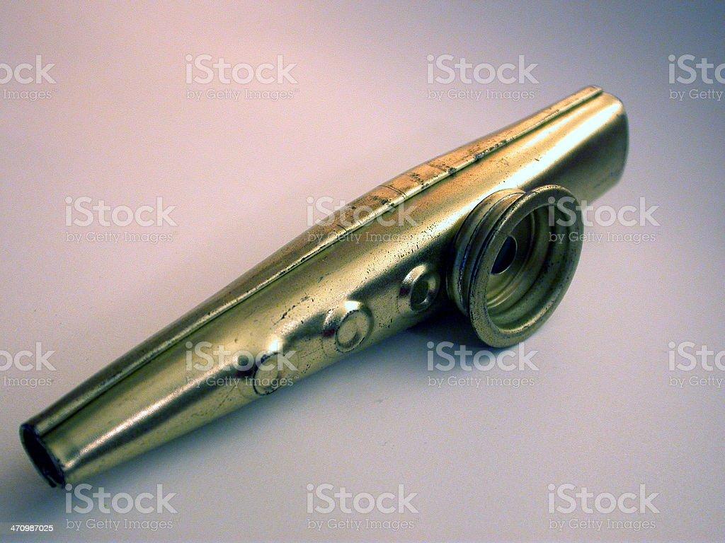 Kazoo stock photo
