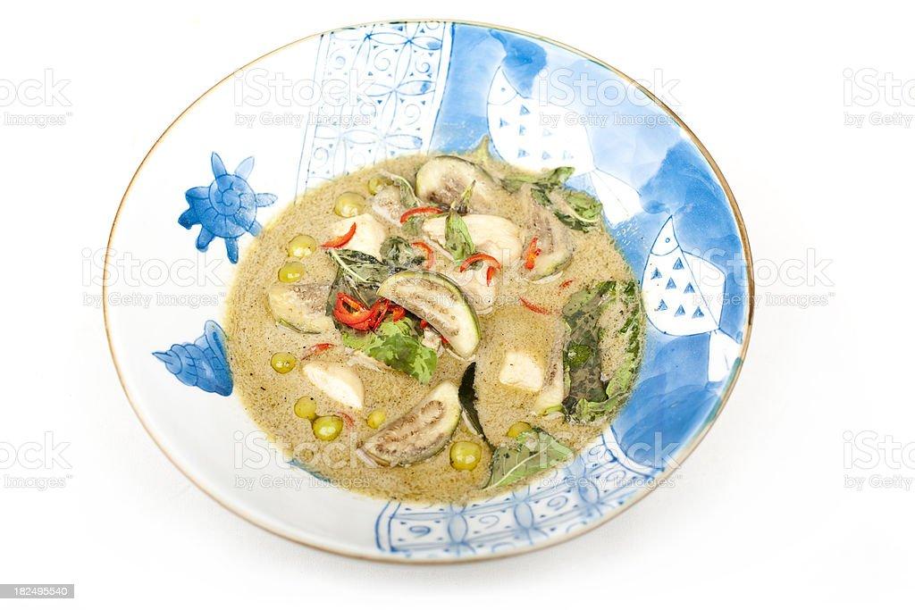 Keang keaw wan stock photo