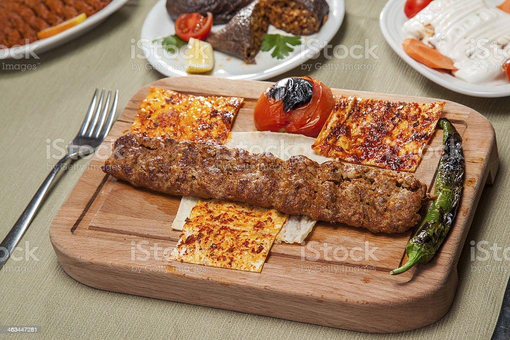 kebab royalty-free stock photo