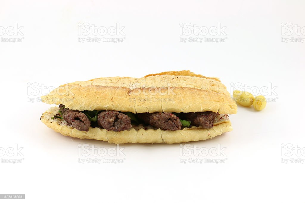 Kebab stock photo