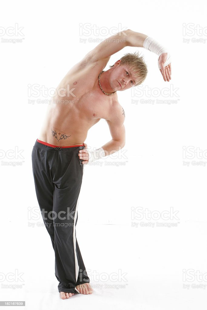 Keep fit royalty-free stock photo