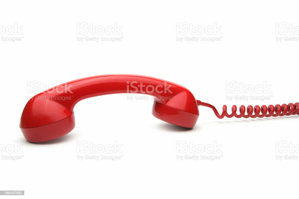 Keep in contact royalty-free stock photo