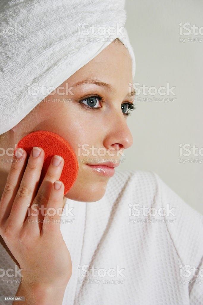 keep it clean royalty-free stock photo