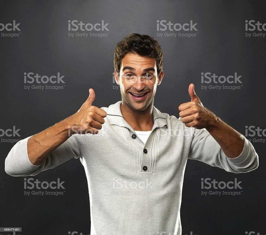 Keep it up royalty-free stock photo