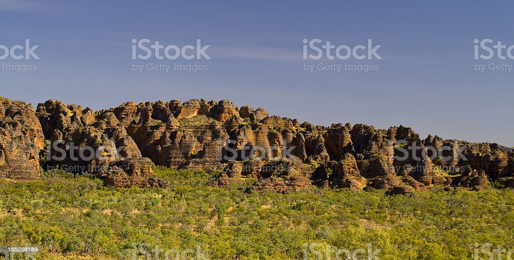 Keep River National Park royalty-free stock photo
