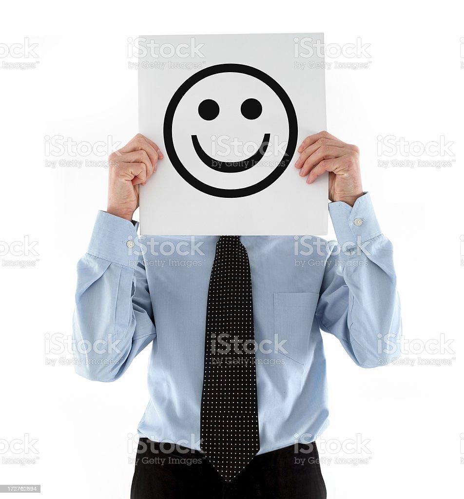 Keep Smiling! royalty-free stock photo