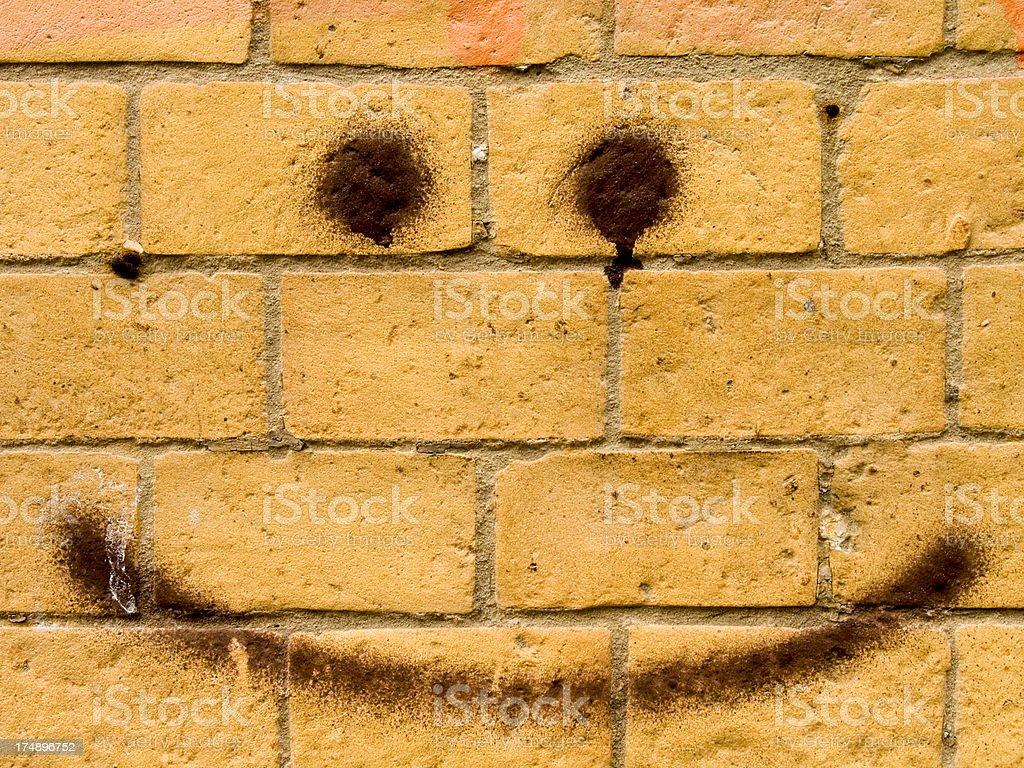 keep smiling royalty-free stock photo