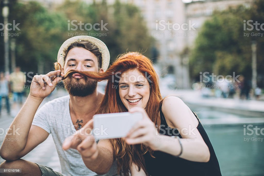 Keeping things playful stock photo