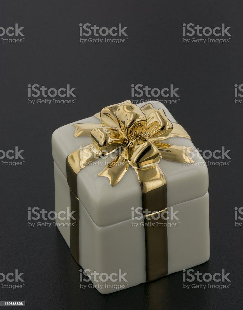 Keepsake Box stock photo
