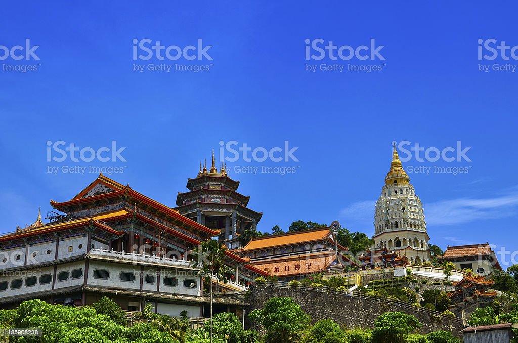 Kek Lok Si Tempel stock photo