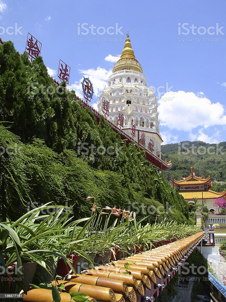 Kek Lok Si Temple royalty-free stock photo