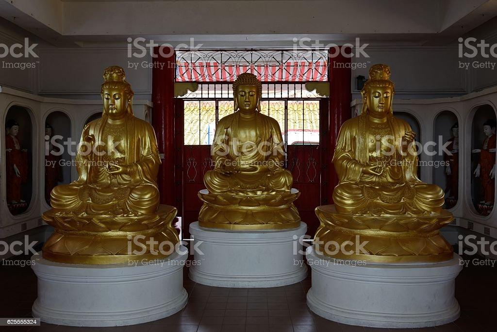 Kek Lok Si temple stock photo