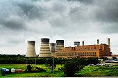 Kelvin Power Station, east of Johannesburg, South Africa