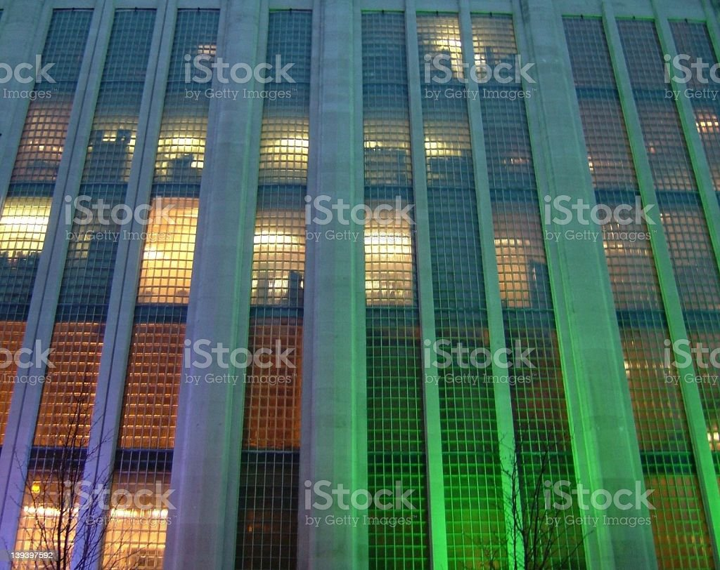 Kendals Department Store in Manchester. stock photo