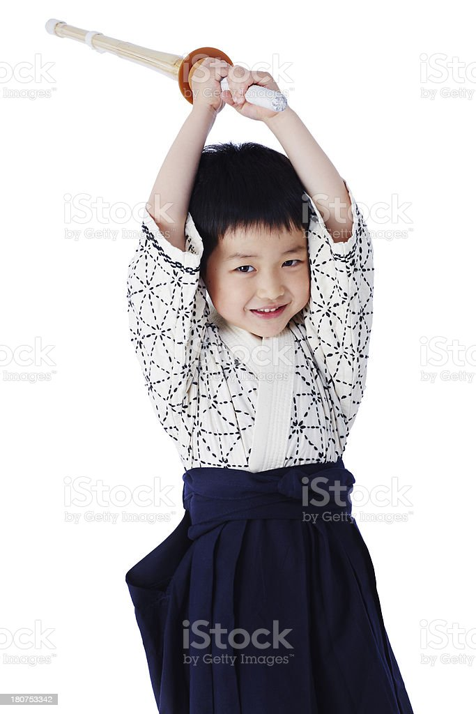 Kendo stock photo