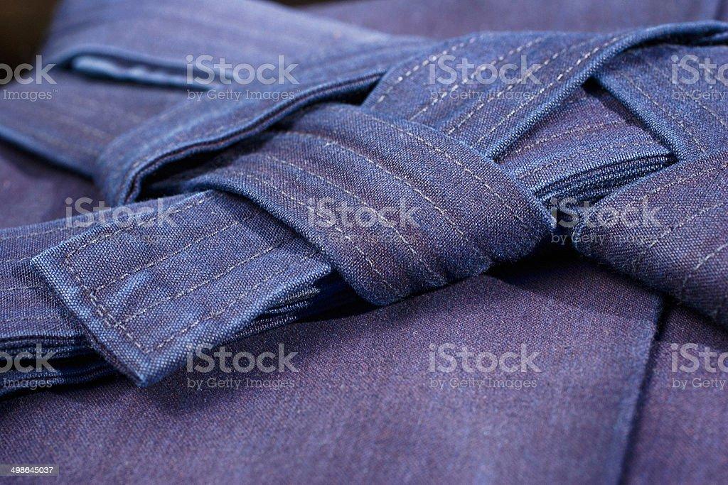 Kendo royalty-free stock photo