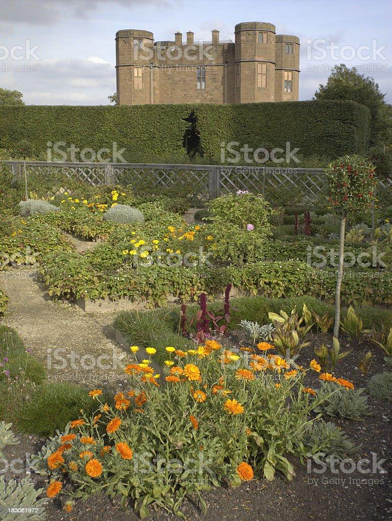 kenilworth castle stock photo