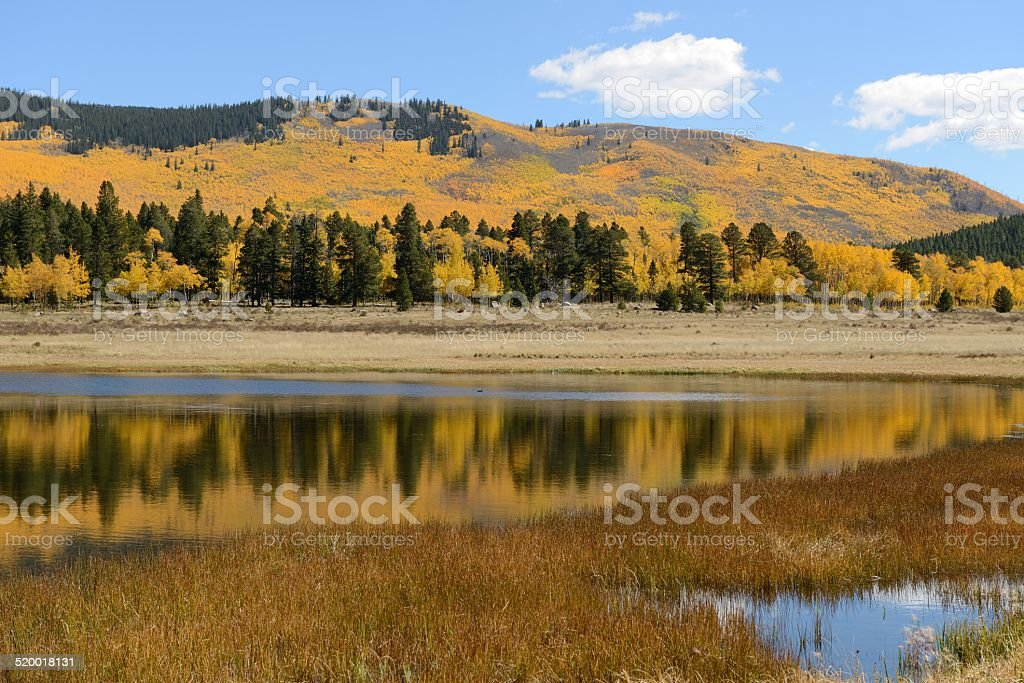 Kenosha Pass stock photo
