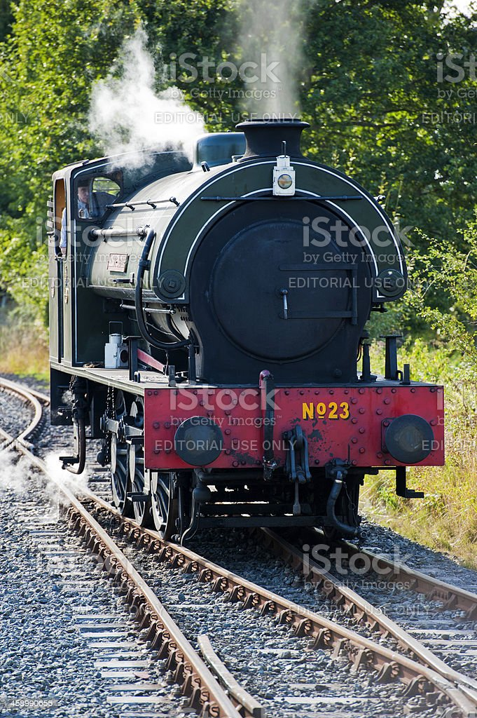 Kent and East Sussex Railway stock photo