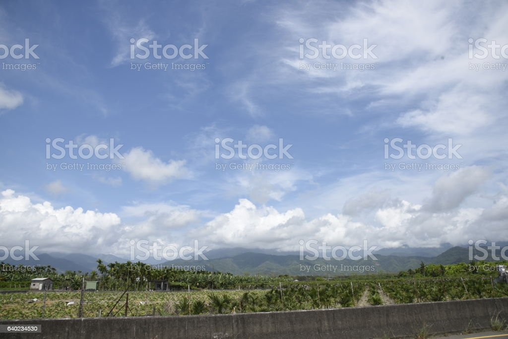 Kenting National Park stock photo