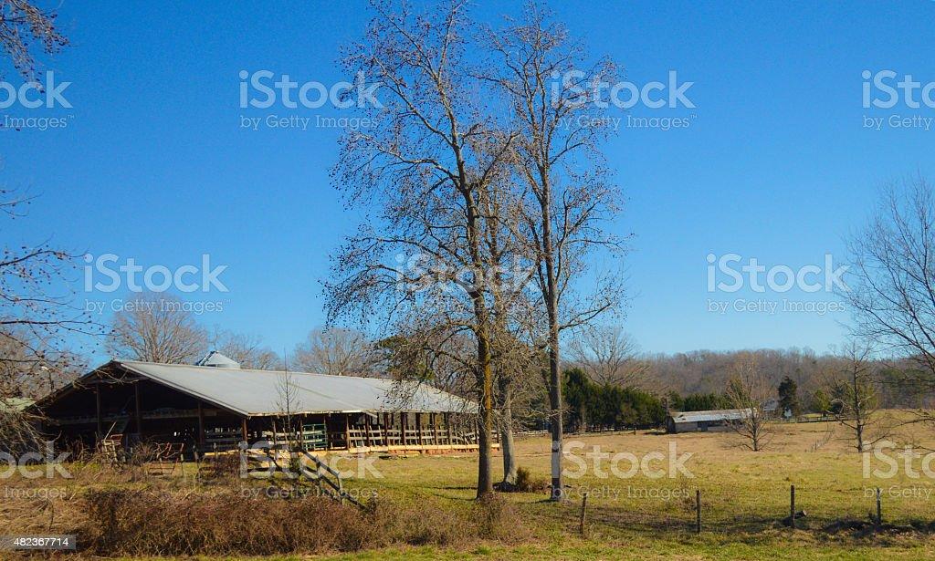 Le Kentucky 3 photo libre de droits