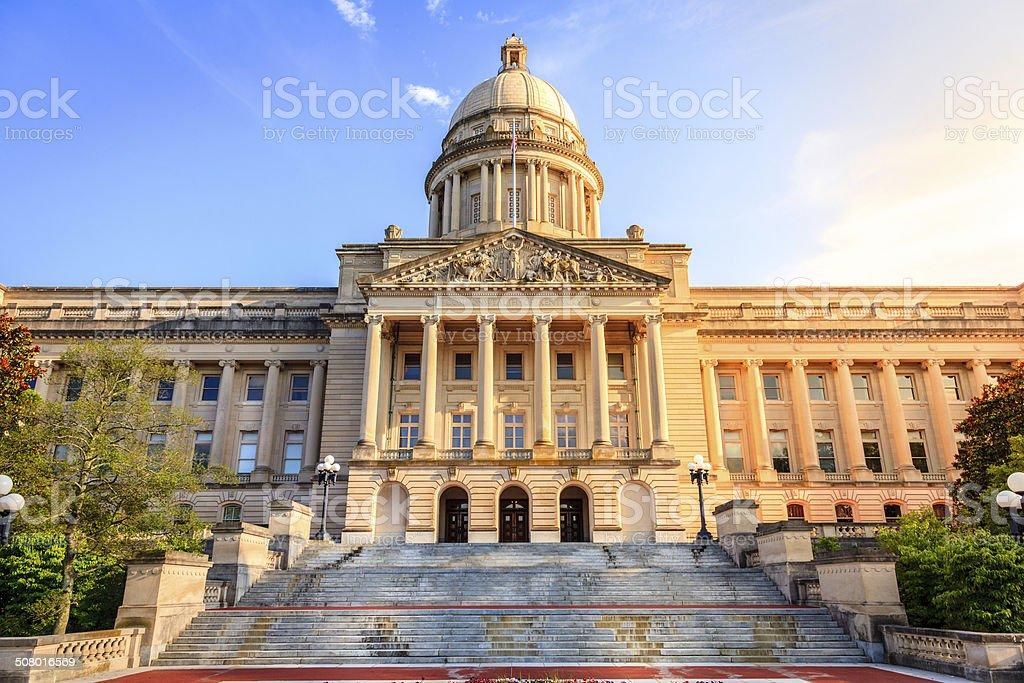Kentucky Capitol stock photo