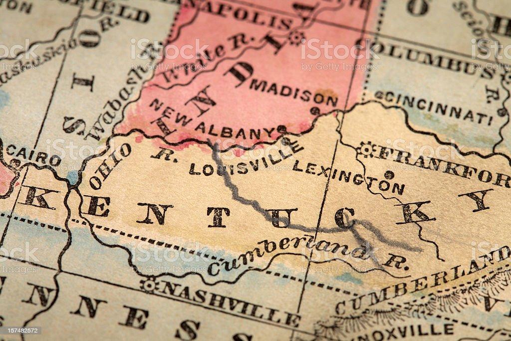 Kentucky royalty-free stock photo