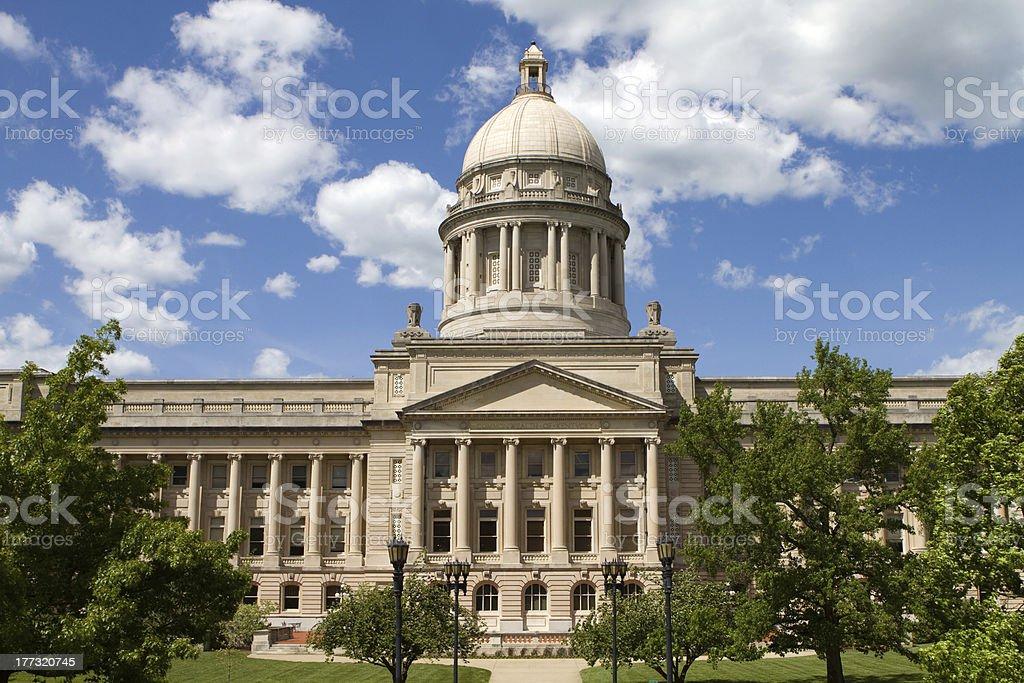 Kentucky State Capitol stock photo