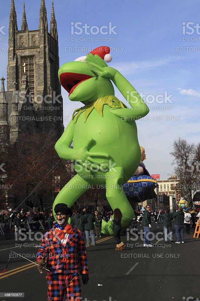kermit the frog stock photo