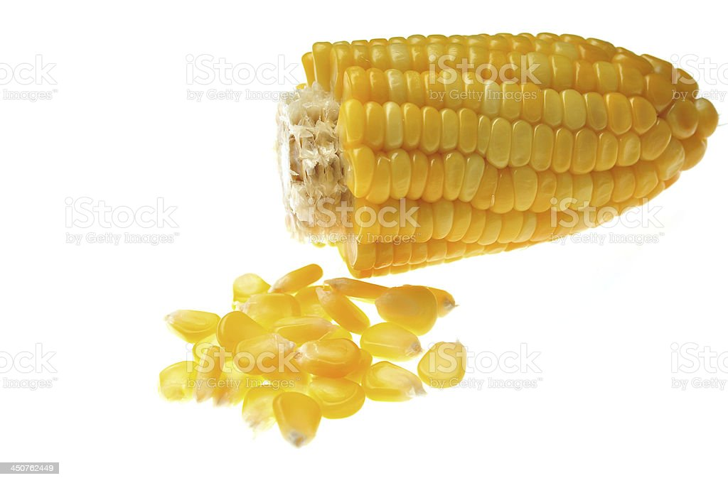 kernel corn royalty-free stock photo