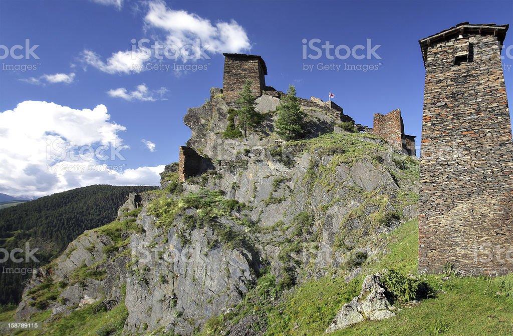 Keselo Tower royalty-free stock photo