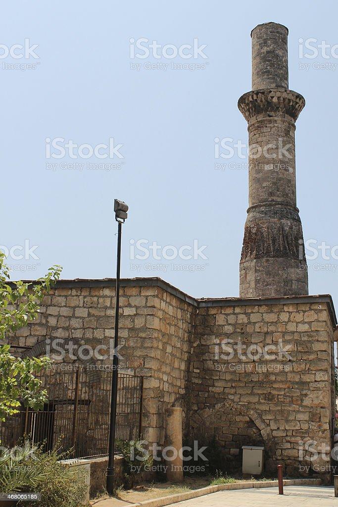 Kesik Minare Стоковые фото Стоковая фотография