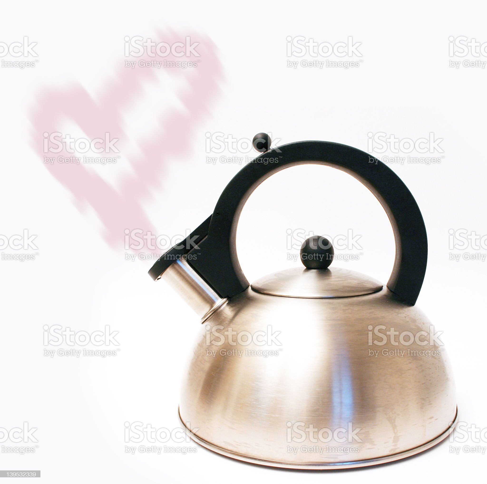 Kettle royalty-free stock photo
