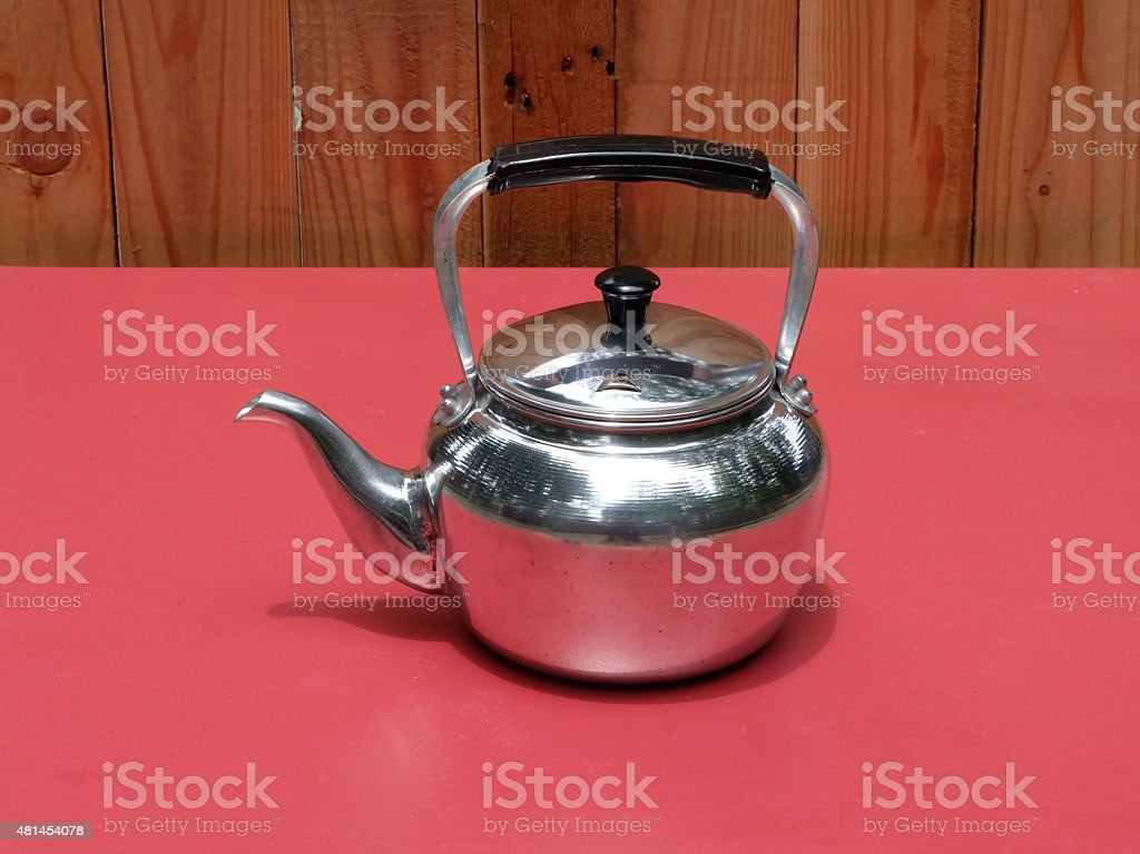 Kettle stock photo