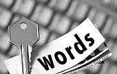 Key and Words