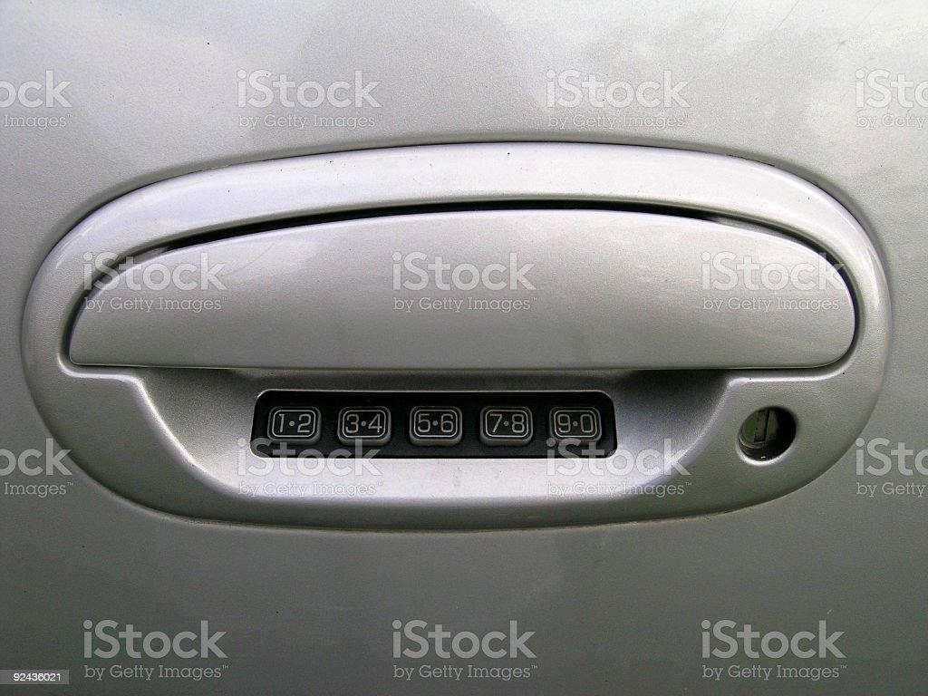 key or keyless stock photo